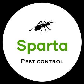 Sparta Pest Control logo